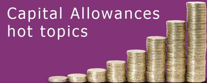 capital allowances Definition of capital allowance: reduction in the amount of corporation tax payable, offered as an incentive for investment in large-scale projects (that increase a country's production capacity and stock of capital.