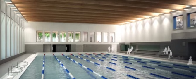 Current projects archives rlf University of birmingham swimming pool