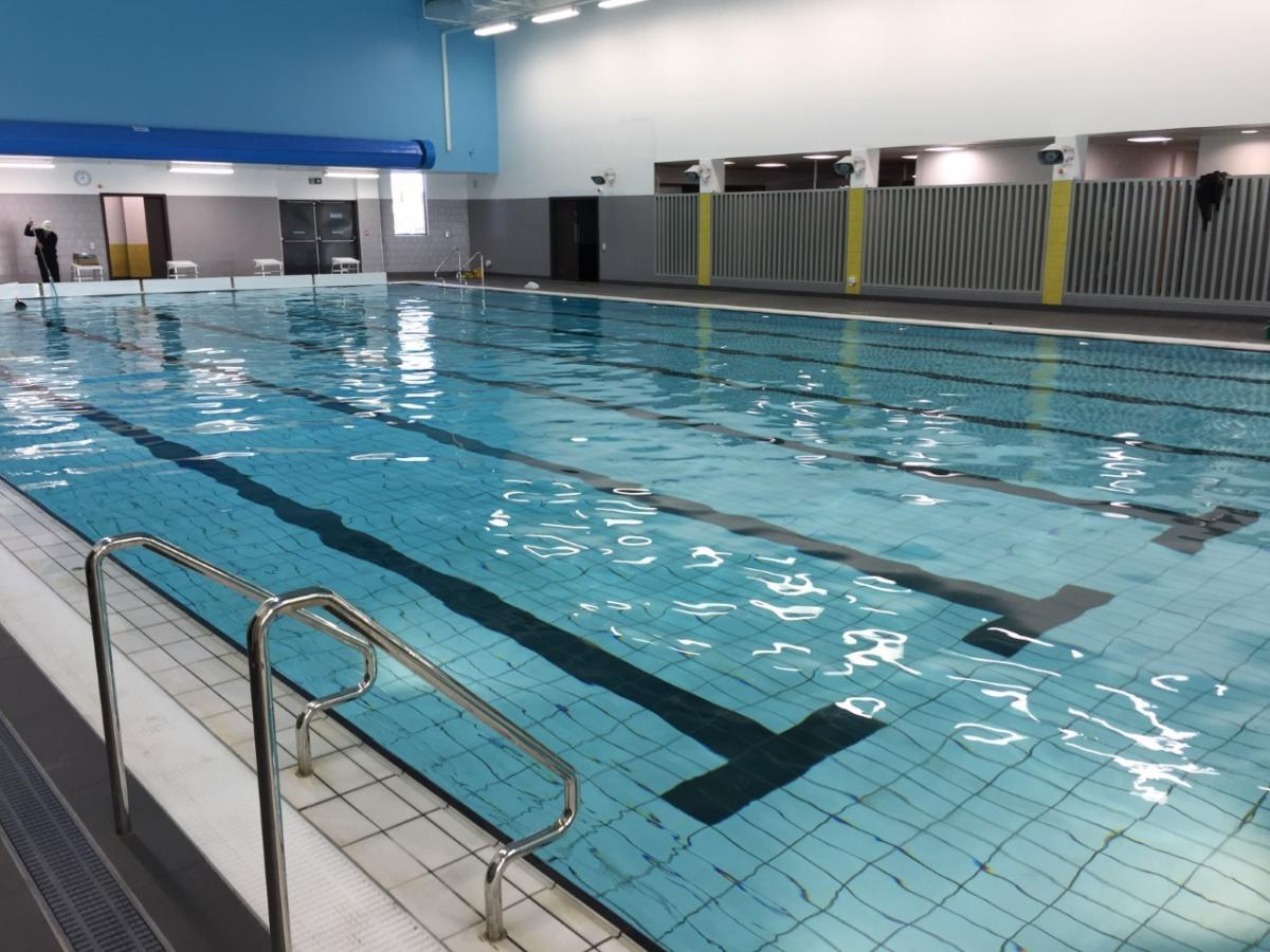 Clydebank Leisure Centre West Dunbartonshire Rlf