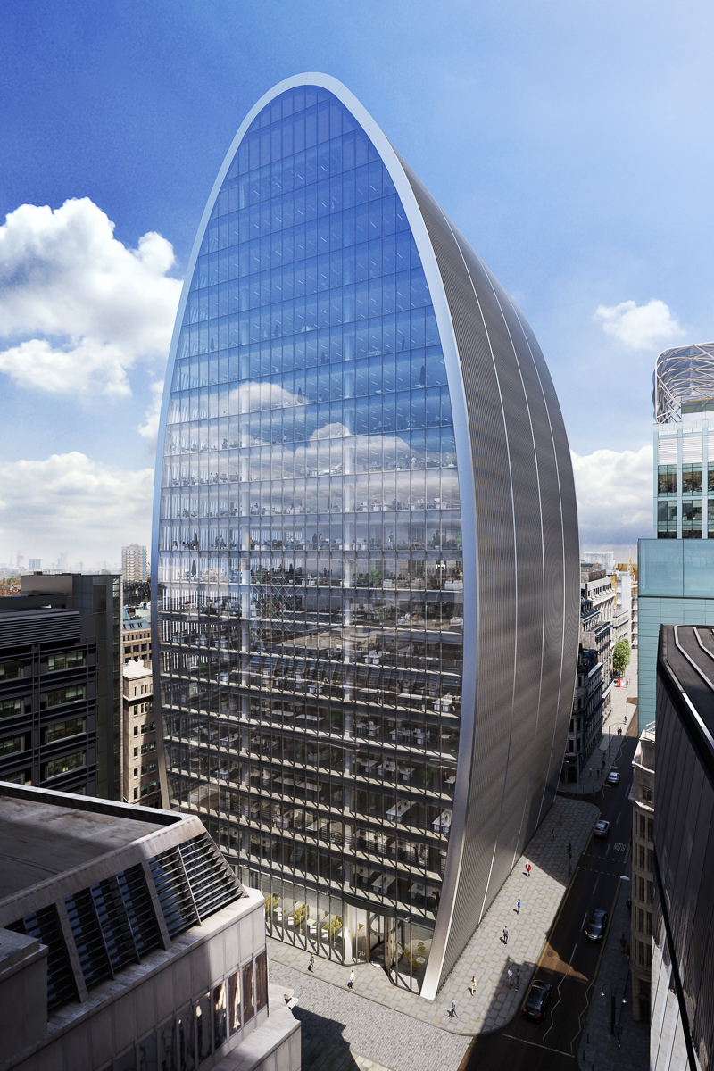 70 St Mary Axe, London RLF
